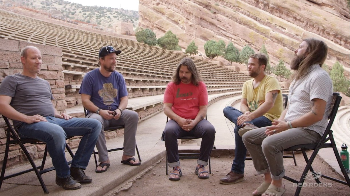 The Arc of a Show with Greensky Bluegrass