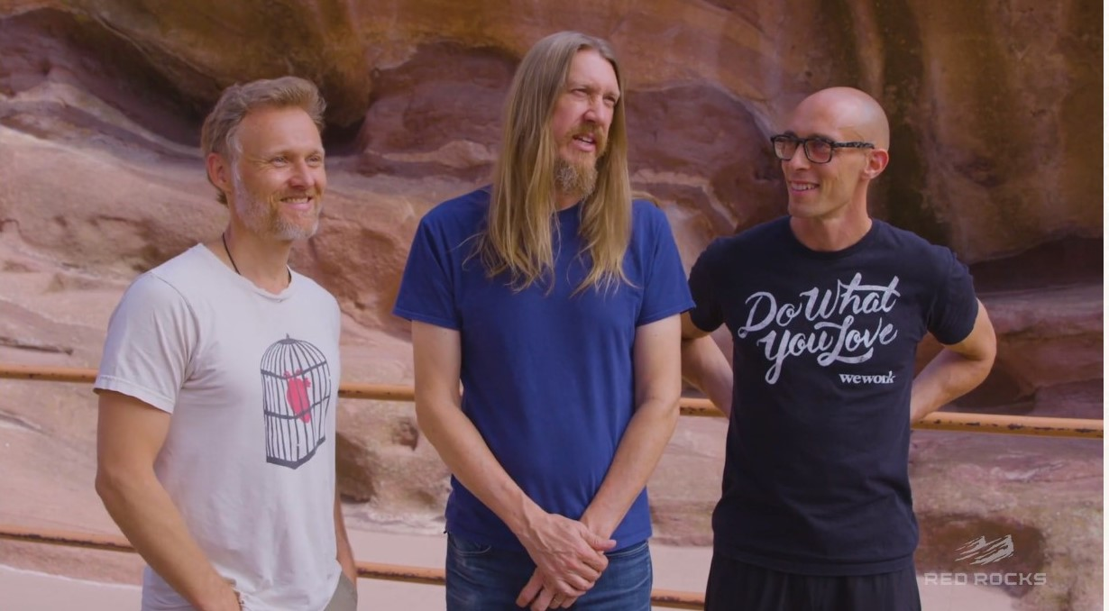 A Fateful Jam with The Wood Brothers