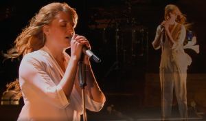 Florence + the Machine perform