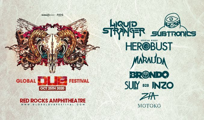 Global Dub Festival - CANCELLED