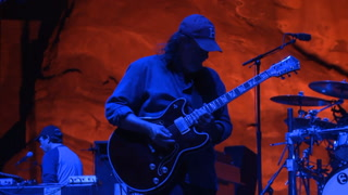 Widespread Panic perform